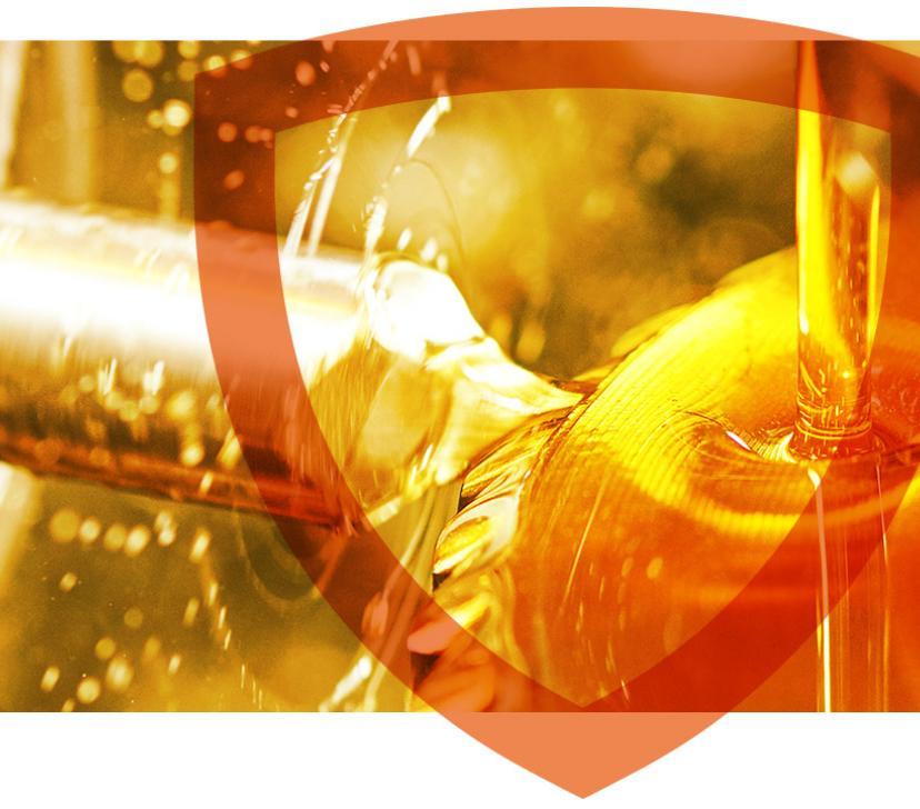 Metalworking Fluids Product Header Image